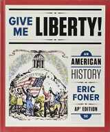 9780393634457-0393634450-Give Me Liberty!: An American History (Fifth AP® Edition)