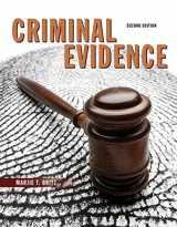 9780133598339-0133598330-Criminal Evidence (2nd Edition)