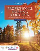 9781284127270-1284127273-Professional Nursing Concepts: Competencies for Quality Leadership