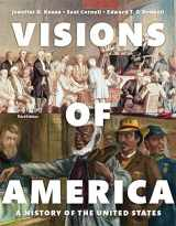 9780205997107-0205997104-Visions of America: A History of the United States, Volume One (3rd Edition)