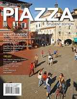 9781285074818-1285074815-Piazza (with iLrn Heinle Learning Center, 4 terms (24 months) Printed Access Card) (World Languages)