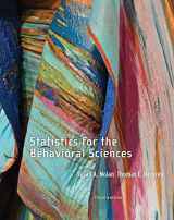 9781464109225-1464109222-Statistics for the Behavioral Sciences