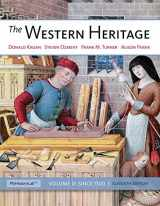 The Western Heritage: Since 1300 (11th Edition)