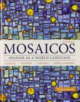 9780133817829-0133817822-Mosaicos: Spanish as a World Language Plus MySpanishLab with Pearson eText -- Access Card Package (multi-semester access) (6th Edition)