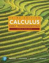 Calculus, Single Variable: Early Transcendentals