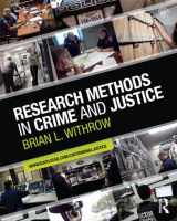 9780415884433-0415884438-Research Methods in Crime and Justice (Criminology and Justice Studies)