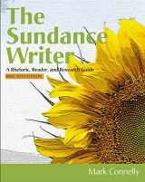 9781111841379-1111841373-The Sundance Writer: A Rhetoric, Reader, and Research Guide, Brief
