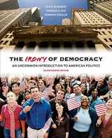 9781285870281-128587028X-The Irony of Democracy: An Uncommon Introduction to American Politics