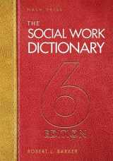 9780871014474-0871014475-The Social Work Dictionary, 6th Edition