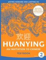 9780887277245-0887277241-Huanying 2: An Invitation to Chinese (Chinese Edition) (Chinese and English Edition)