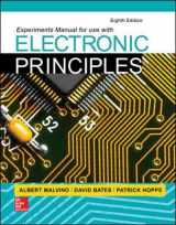 9781259200113-1259200116-Experiments Manual for use with Electronic Principles (Engineering Technologies & the Trades)