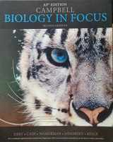9780134278919-0134278917-Biology in Focus AP Edition