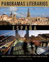 9781111839147-111183914X-Panoramas literarios: Espana (World Languages)