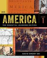 9780393643008-039364300X-America: The Essential Learning Edition (Second Edition) (Vol. Volume 1)
