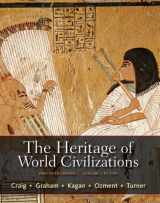9780205835485-0205835481-The Heritage of World Civilizations, Volume 1: Brief Edition (5th Edition)