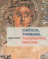 9781285443034-1285443039-Critical Thinking, Thoughtful Writing
