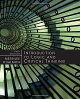 Introduction to Logic and Critical Thinking