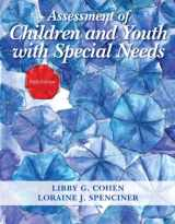 9780133570861-013357086X-Assessment of Children and Youth with Special Needs, Pearson eText with Loose-Leaf Version -- Access Card Package (5th Edition)