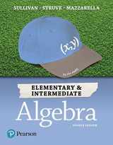 9780134556079-0134556070-Elementary & Intermediate Algebra (4th Edition)