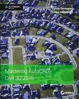 9781119059745-1119059747-Mastering AutoCAD Civil 3D 2016: Autodesk Official Press