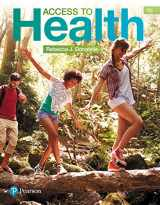 9780134553078-0134553071-Access to Health Plus Mastering Health with Pearson eText -- Access Card Package (15th Edition)