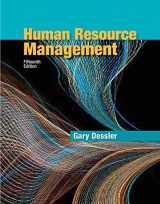 9780134235455-0134235452-Human Resource Management (15th Edition)