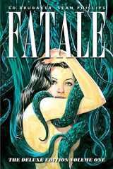 9781607069423-1607069423-Fatale Deluxe Edition Volume 1