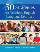 9780134057293-0134057295-50 Strategies for Teaching English Language Learners with Enhanced Pearson eText -- Access Card Package (5th Edition) (Teaching Strategies Series)