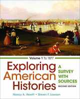 9781457694707-1457694700-Exploring American Histories, Volume 1: A Survey with Sources