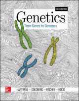 Genetics: From Genes to Genomes (WCB Cell & Molecular Biology)