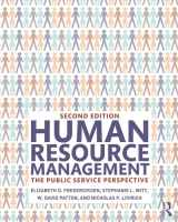 9780765645869-0765645866-Human Resource Management: The Public Service Perspective