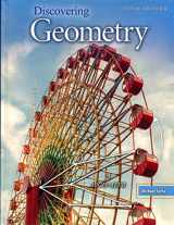 9781465255020-1465255028-Discovering Geometry + 6 Year Online License Access Card
