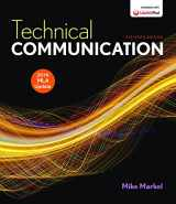 9781319088088-1319088082-Technical Communication with 2016 MLA Update