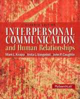 9780205006083-0205006086-Interpersonal Communication & Human Relationships (7th Edition)