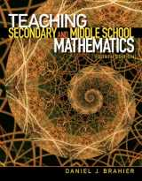 9780132698115-0132698110-Teaching Secondary and Middle School Mathematics (4th Edition)