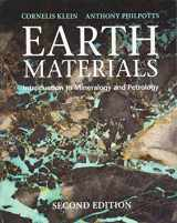 9781316608852-1316608859-Earth Materials: Introduction to Mineralogy and Petrology