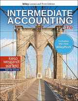 9781119598565-1119598567-Intermediate Accounting, 17e WileyPLUS Card with Loose-Leaf Set
