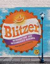 9780134192901-0134192907-Introductory & Intermediate Algebra for College Students Access Card Package (5th Edition) (Blitzer Developmental Algebra Series)
