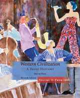 9781305091474-1305091477-Western Civilization, A Brief History, Volume II