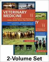 9780702052460-0702052469-Veterinary Medicine: A textbook of the diseases of cattle, horses, sheep, pigs and goats - two-volume set
