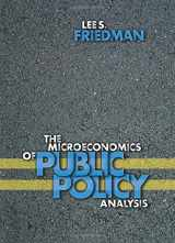 9780691089348-0691089345-The Microeconomics of Public Policy Analysis