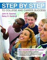 9781319029173-1319029175-Step by Step to College and Career Success