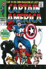 9781302901615-1302901613-Captain America Omnibus, Vol. 1 (Marvel Omnibus: Captain America)