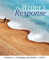 9781305100251-1305100255-The Writer's Response: A Reading-Based Approach to Writing