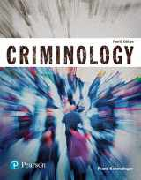 9780134526720-0134526724-REVEL for Criminology (Justice Series) -- Access Card (4th Edition)