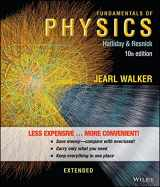 9781118230619-1118230612-Fundamentals of Physics Extended, Binder Ready Version
