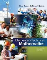 9781285199191-1285199197-Elementary Technical Mathematics