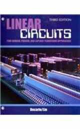 9780757564994-0757564992-Linear Circuits: Time Domain, Phasor, and Laplace Transform Approaches