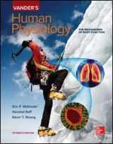 9781260231571-1260231577-Loose-Leaf Vander's Human Physiology