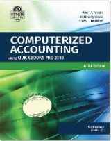 9780912503721-0912503726-Computerized Accounting using Quickbooks Pro 2018